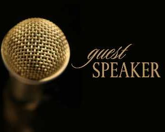 Guest Speaker – Rev. Steve Scott